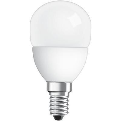 ampoule led unicolore e14 osram 4052899911406 4 w blanc. Black Bedroom Furniture Sets. Home Design Ideas