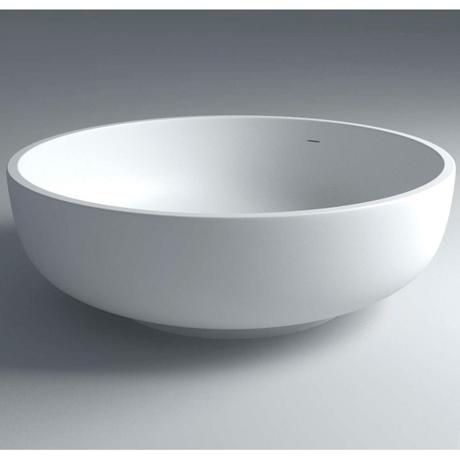 baignoire ilot en solid surface diam tre 135cm 39 oasis 39 comparer les prix de baignoire ilot en. Black Bedroom Furniture Sets. Home Design Ideas