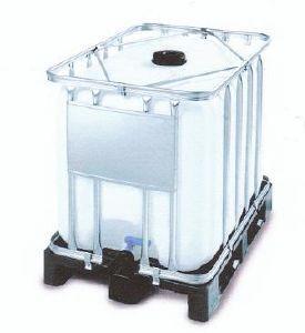 cuve ibc 800 litres sur palette plastique rf l env ibc 800p. Black Bedroom Furniture Sets. Home Design Ideas