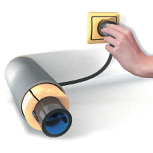 C ble chauffant comparez les prix pour professionnels for Thermostat exterieur hors gel