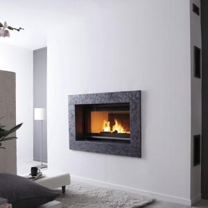 cheminees contemporaines blonville. Black Bedroom Furniture Sets. Home Design Ideas