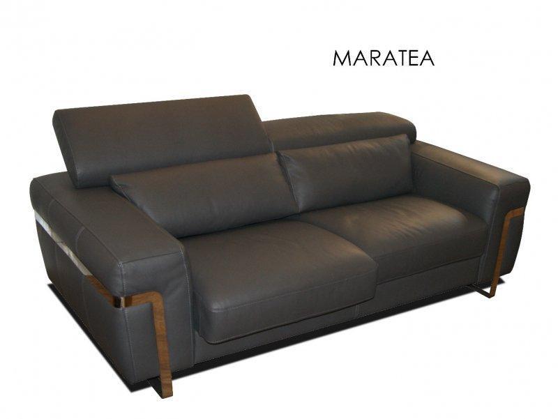 expo canape haut de gamme 4 places maratea cuir. Black Bedroom Furniture Sets. Home Design Ideas