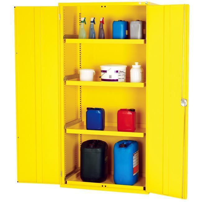 armoire pour produit chimique comparez les prix pour. Black Bedroom Furniture Sets. Home Design Ideas