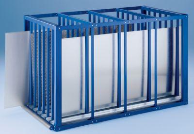 Racks de stockage pour panneaux comparez les prix pour professionnels sur page 1 - Boite de rangement verticale ...