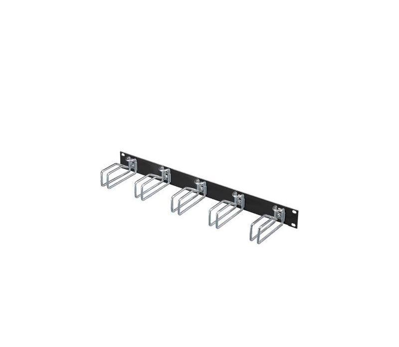 GUIDE-CÂBLES RITTAL 5502.205 19 POUCES 1 UH NOIR 1 PC(S)