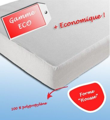 HOUSSE DE PROTECTION JETABLE GAMME  ECO  90 X 200