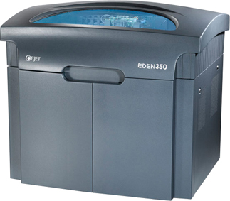Imprimante 3d eden 350/350v