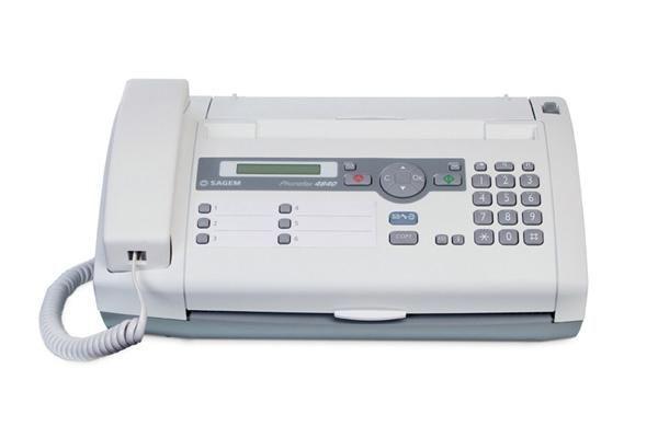 Téléphones fax