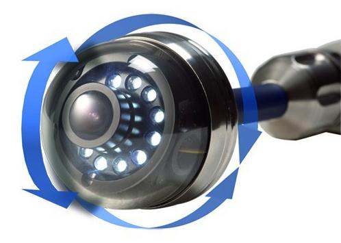 Caméra d'inspection vis-340