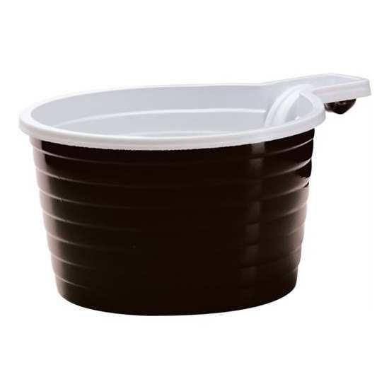 50 tasses a cafe en plastique 18cl. Black Bedroom Furniture Sets. Home Design Ideas