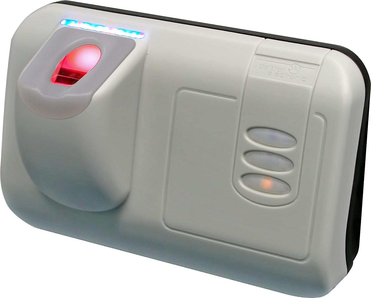 Lecteur biométrique conforme a la cnil - mifare classic - mifare desfire ev1 aes