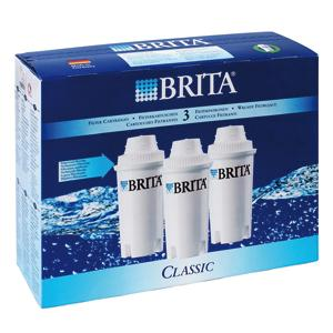 brita cartouches filtrantes x 3 filtre le calcaire chlore plomb. Black Bedroom Furniture Sets. Home Design Ideas