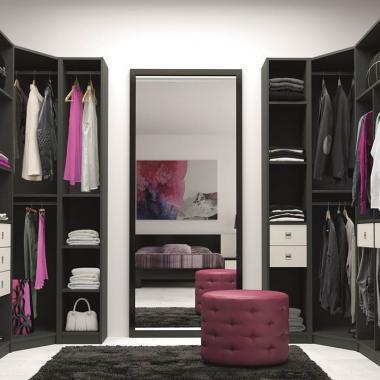 dressing modulable pas cher. Black Bedroom Furniture Sets. Home Design Ideas