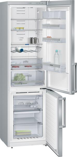siemens refrigerateur combine confort kg39nxi32 kg 39 nxi 32 inox easyclean. Black Bedroom Furniture Sets. Home Design Ideas