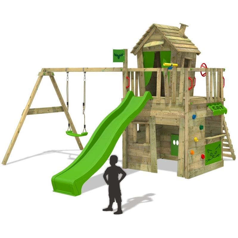 aire de jeux en bois pour particulier id e int ressante pour la conception de meubles en bois. Black Bedroom Furniture Sets. Home Design Ideas