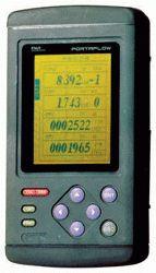 Debitmetre ultrasons portable