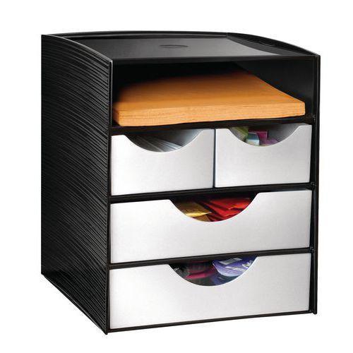 module de rangement tiroir take a break cep comparer les prix de module de rangement. Black Bedroom Furniture Sets. Home Design Ideas