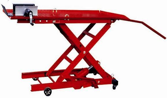 pont elevateur pour moto 360 kg. Black Bedroom Furniture Sets. Home Design Ideas