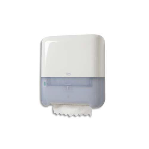 Tork distributeur d'essuie-mains matic h1 en plastique à rouleaux - dim. : l33,7 x h37,2 x p20,3 cm blanc