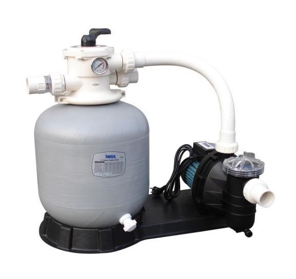 Pompe et filtre a sable piscine hors sol bien pompe for Filtre pour piscine intex hors sol