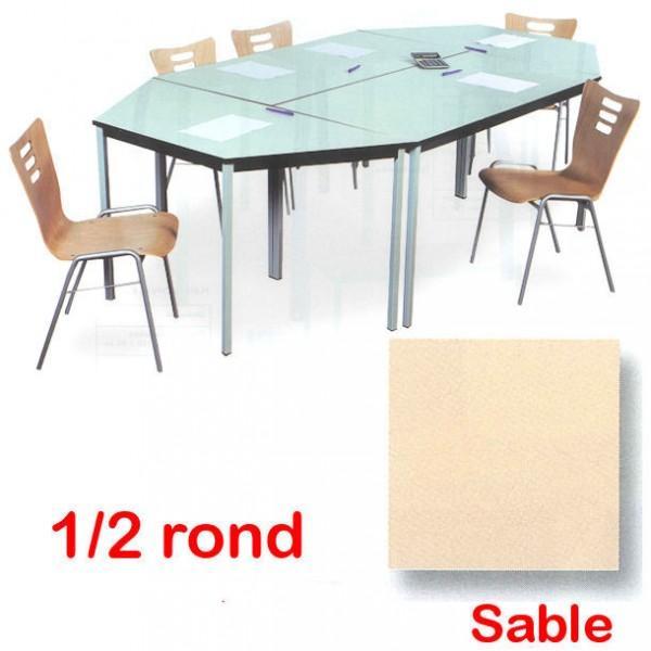 Rolleco  produits de la categorie tables de reunions -> Table Carre Modulable