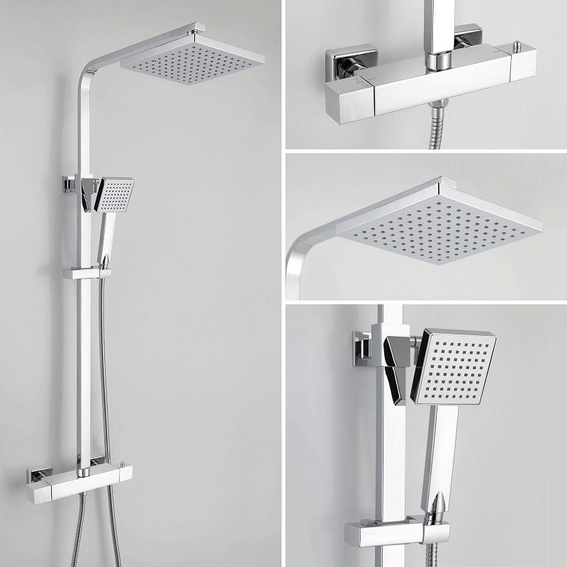 Colonnes de douches le monde du bain achat vente de colonnes de douches l - Colonne de douche bain ...