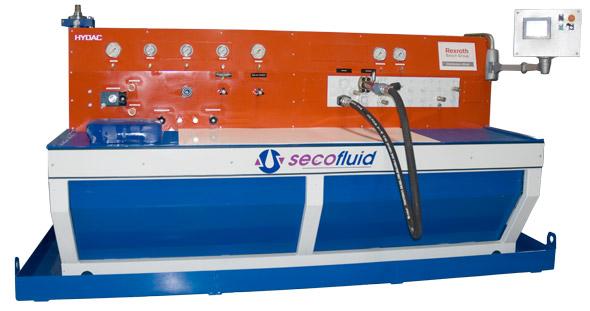 Conception et réalisation des systèmes hydrauliques spécifiques