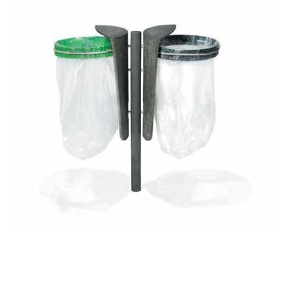 poubelle publique metal kippe corbeille papier. Black Bedroom Furniture Sets. Home Design Ideas