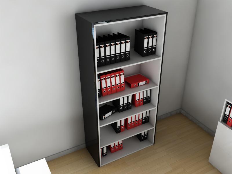 armoire haute ouverte cleo l90 h195 pas ch re comparer les prix de armoire haute ouverte cleo. Black Bedroom Furniture Sets. Home Design Ideas