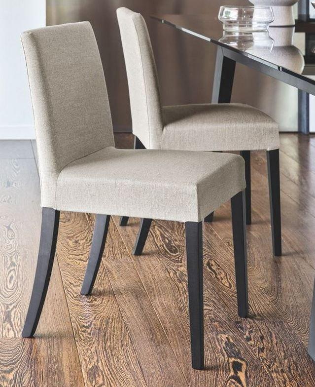calligaris chaise latina low pi tement graphite assise tissus comparer les prix de calligaris. Black Bedroom Furniture Sets. Home Design Ideas