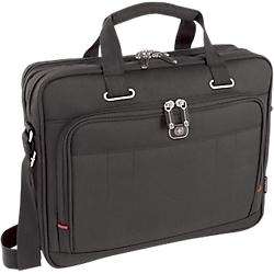SACOCHE PC PORTABLE NYLON WENGER INSIGHT 16  NOIR