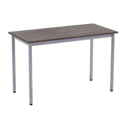 Table de restaurant collectif gourmet cadre aluminium for Restaurant collectif