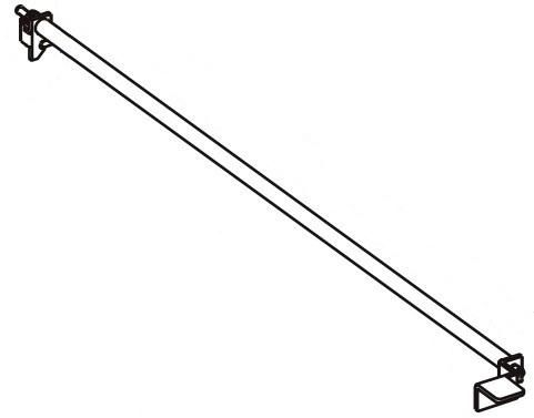 1 ROULEAUX DE TRANSFERT ZEBRA 49834 ORIGINAL    POUR ZEBRA 49834