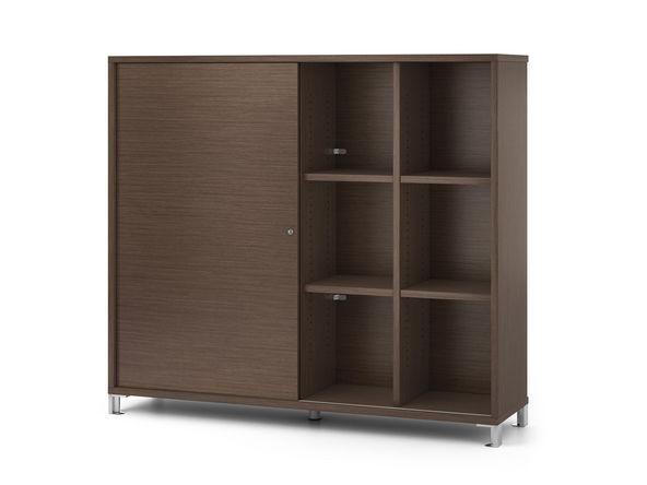 biblioth ques de bureau comparez les prix pour professionnels sur page 1. Black Bedroom Furniture Sets. Home Design Ideas