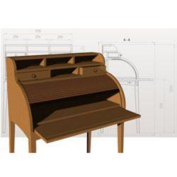 Logiciel de conception pour l'industrie de bois