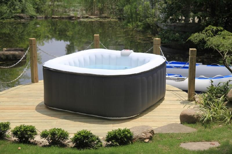 spa gonflable 8 places maison design. Black Bedroom Furniture Sets. Home Design Ideas
