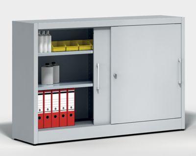 armoires basses d 39 atelier eurokraft achat vente de. Black Bedroom Furniture Sets. Home Design Ideas