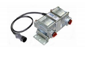 Debimetre numerique pour moteur diesel double chambres ou différentiels type dfm
