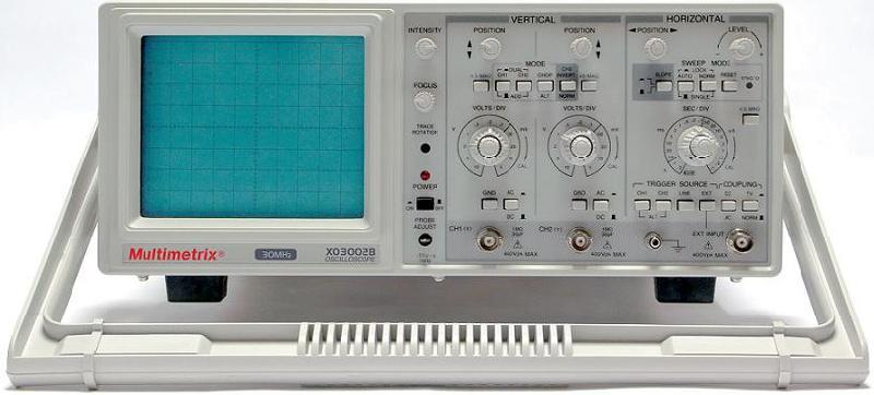 MULTIMETRIX XO3002B