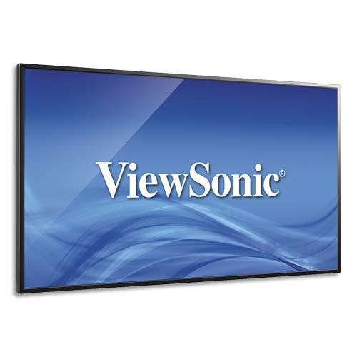 Viewsonic moniteur 65 led cde6510