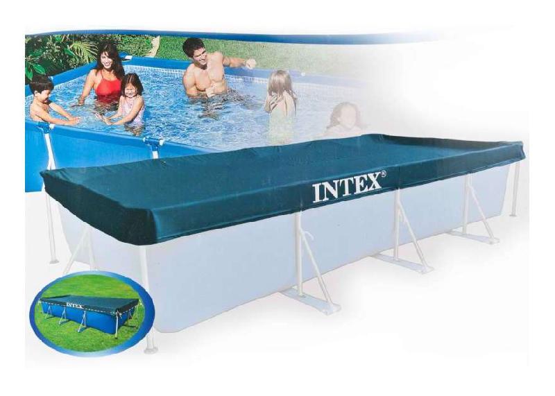 Couvertures de piscines comparez les prix pour for Bache piscine intex rectangulaire 4 50