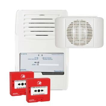 alarme incendie kaufel achat vente de alarme incendie kaufel comparez les prix sur. Black Bedroom Furniture Sets. Home Design Ideas