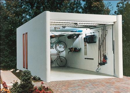 Garages prefabriques tous les fournisseurs batiment for Container garage prix
