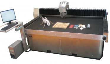 Plotter de découpe automatisé à outils multiples smre - sm-380-ta