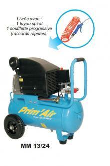 Compresseur 24 litres - prim\'air lacmé