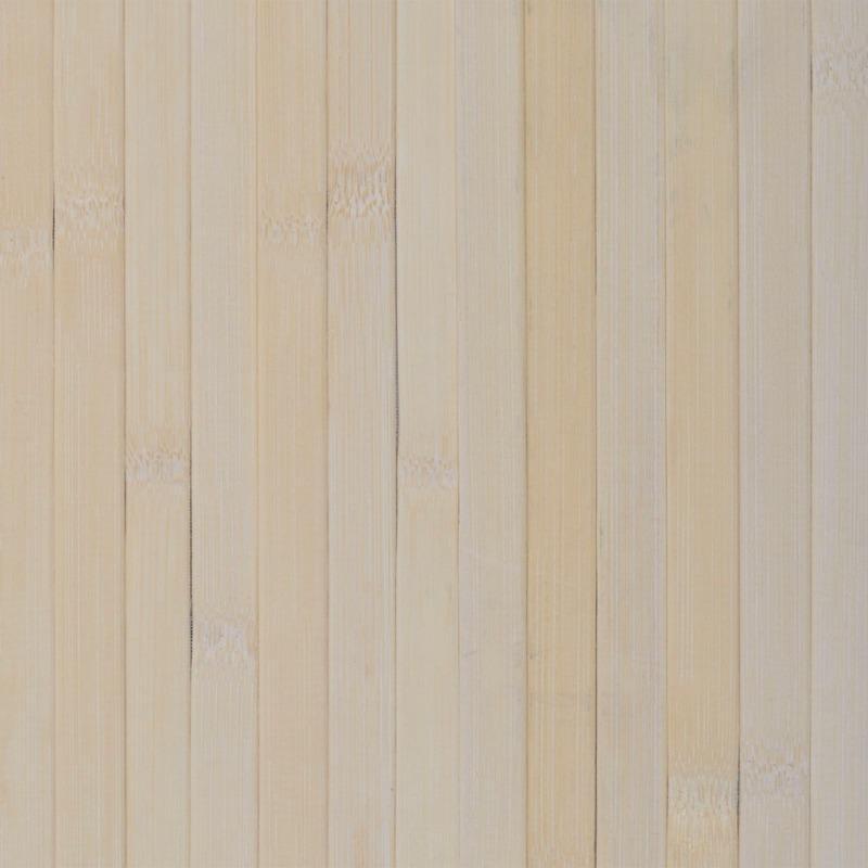 Vidaxl papier mural bambou 1 5x10 m naturel comparer les for Revetement mural bambou