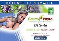 Anti-stress détente - gemmo phyto detente