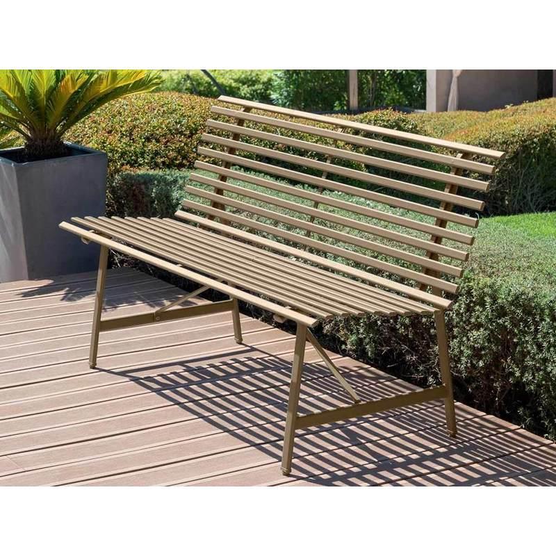 banc de jardin comparez les prix pour professionnels sur. Black Bedroom Furniture Sets. Home Design Ideas