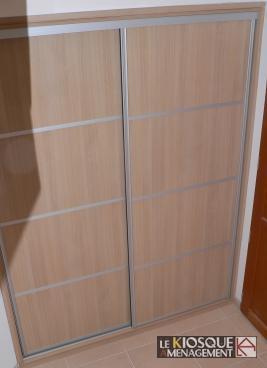 cloisons mobiles facade coulissante decor chene et cloison japonaise. Black Bedroom Furniture Sets. Home Design Ideas