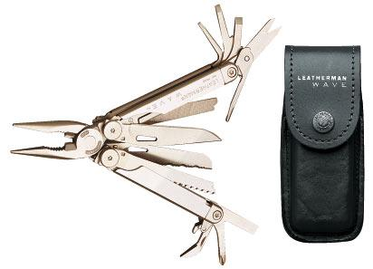 Pince multifonctions leatherman wave etui - Pince multifonction leatherman ...